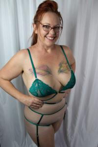 pantyhose lingerie las Vegas escort